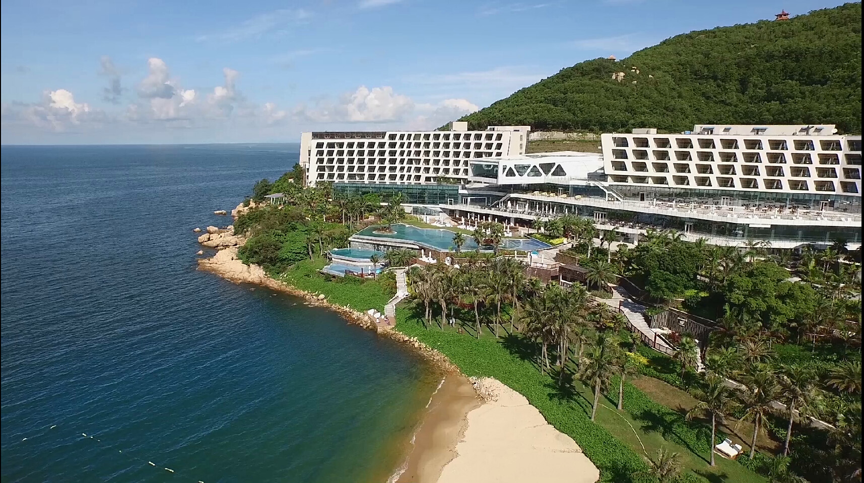 酒店,以海洋温泉为主题,国家首个休闲旅游度假示范区——珠海海泉湾